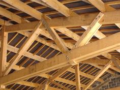 réalisations de charpente bois